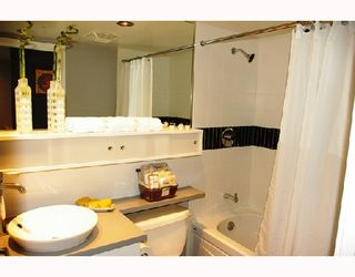"""Photo 9: 808 928 BEATTY Street in Vancouver: Downtown VW Condo for sale in """"The Max"""" (Vancouver West)  : MLS®# V714659"""