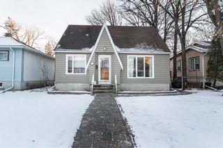 Photo 1: 56 Cunnington Avenue in Winnipeg: Elm Park Residential for sale (2C)  : MLS®# 202028834