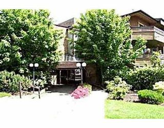 """Photo 1: 114 1195 PIPELINE Road in Coquitlam: New Horizons Condo for sale in """"DEERWOOD COURT"""" : MLS®# V657116"""