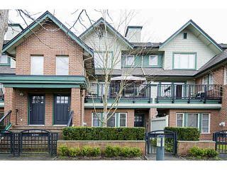 "Photo 1: 6244 LOGAN Lane in Vancouver: University VW Townhouse for sale in ""LOGAN LANE"" (Vancouver West)  : MLS®# V1110187"