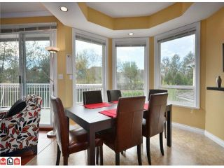"""Photo 7: 20 31450 SPUR Avenue in Abbotsford: Abbotsford West Townhouse for sale in """"LAKEPOINTE VILLAS"""" : MLS®# F1023211"""