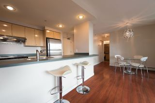 """Photo 9: 509 1018 CAMBIE Street in Vancouver: Yaletown Condo for sale in """"Marina Pointe - Waterworks"""" (Vancouver West)  : MLS®# R2122764"""