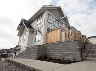 """Photo 1: 46 7169 208A Street in Langley: Willoughby Heights Townhouse for sale in """"Lattice"""" : MLS®# R2575619"""