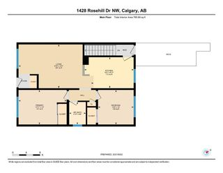 Photo 25: 1428 Rosehill Drive NW in Calgary: Rosemont Semi Detached for sale : MLS®# A1149230