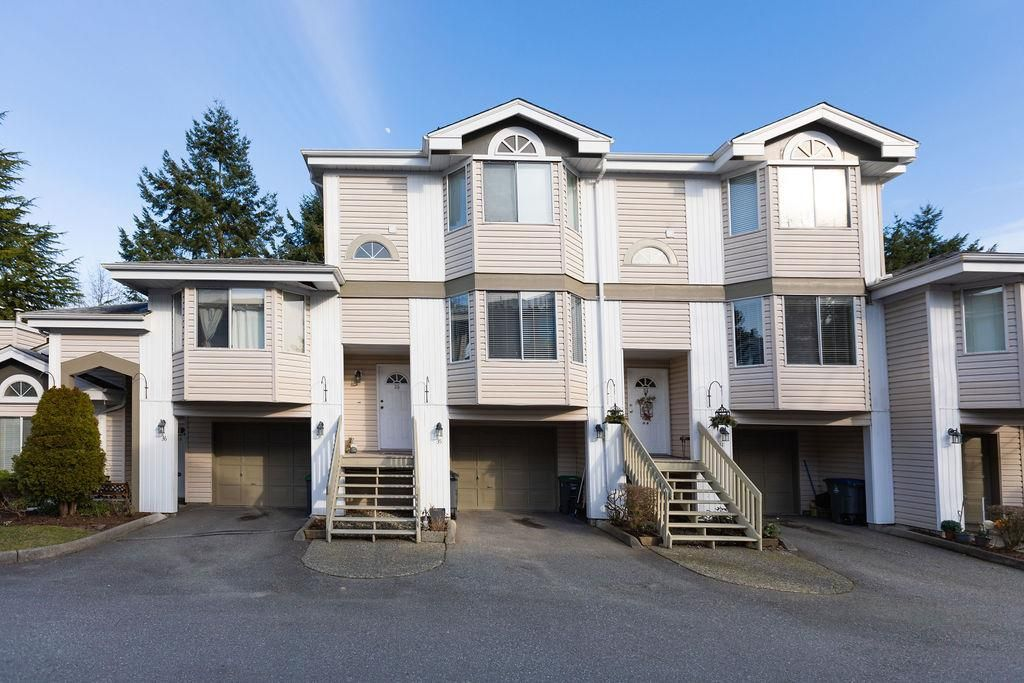 Main Photo: 35 7875 122 Street in Surrey: West Newton Townhouse for sale : MLS®# R2442289