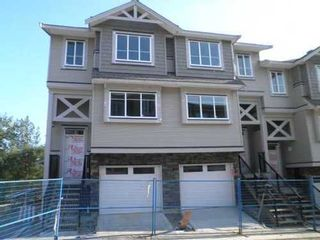 Photo 1: 17 11252 COTTONWOOD Drive in Maple Ridge: Cottonwood MR Home for sale ()  : MLS®# V874998