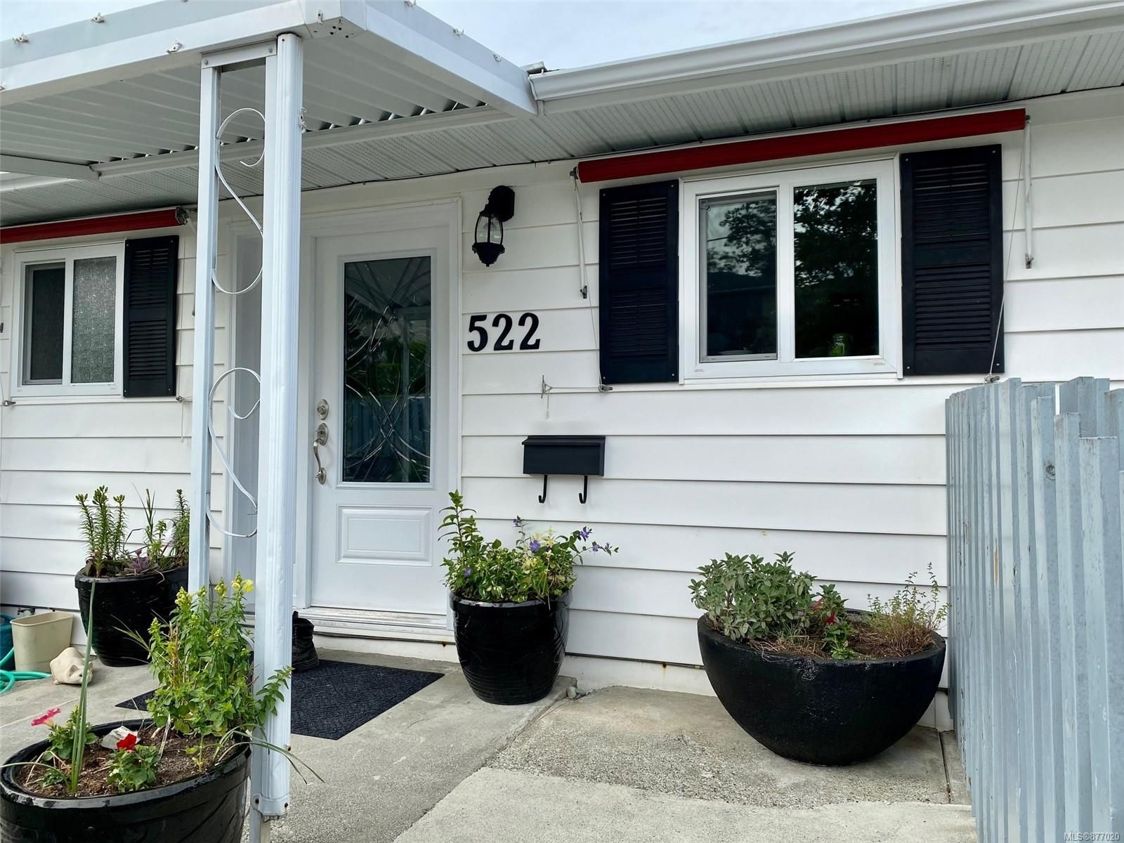 Main Photo: 522 Ker Ave in : SW Gorge House for sale (Saanich West)  : MLS®# 877020