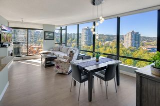 """Photo 3: 1604 110 BREW Street in Port Moody: Port Moody Centre Condo for sale in """"ARIA 1 at SUTER BROOK"""" : MLS®# R2414522"""