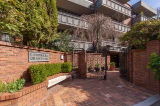 "Photo 21: 316 1405 W 15TH Avenue in Vancouver: Fairview VW Condo for sale in ""Landmark Grand"" (Vancouver West)  : MLS®# R2547802"