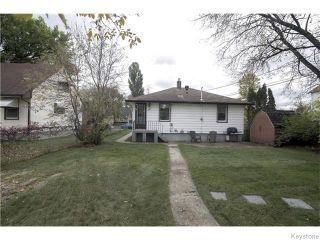 Photo 19: 29 Humboldt Avenue in WINNIPEG: St Vital Residential for sale (South East Winnipeg)  : MLS®# 1527574