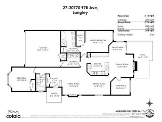 """Photo 36: 27 20770 97B Avenue in Langley: Walnut Grove Townhouse for sale in """"Munday Creek"""" : MLS®# R2594438"""