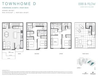 """Photo 11: 164 2035 GLENAIRE Drive in North Vancouver: Pemberton NV Townhouse for sale in """"Ebb and Flow"""" : MLS®# R2591437"""
