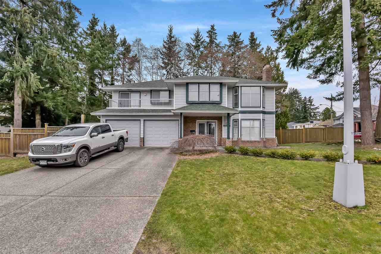 Main Photo: 12373 59 Avenue in Surrey: Panorama Ridge House for sale : MLS®# R2544610