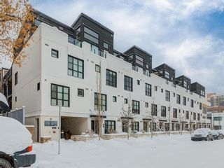 Main Photo: 113 1719 9A Street SW in Calgary: Lower Mount Royal Apartment for sale : MLS®# A1067549