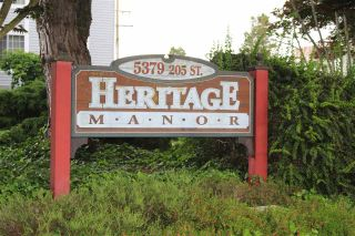 """Photo 12: 219 5379 205 Street in Langley: Langley City Condo for sale in """"Heritage Manor"""" : MLS®# R2074037"""