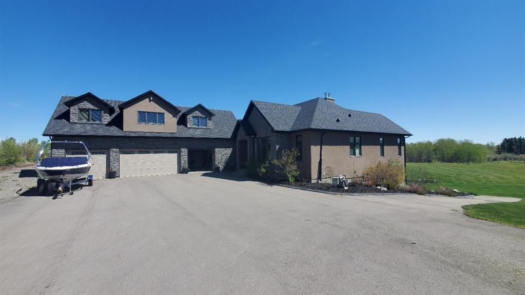 Main Photo: 25208 Burma Road NW in Rural Rocky View County: Rural Rocky View MD Detached for sale : MLS®# A1080575