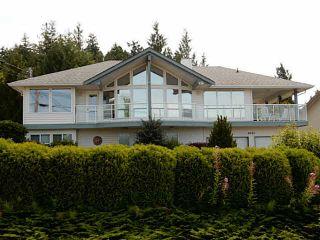 Photo 1: 4936 ARBUTUS Road in Sechelt: Sechelt District House for sale (Sunshine Coast)  : MLS®# V1136165