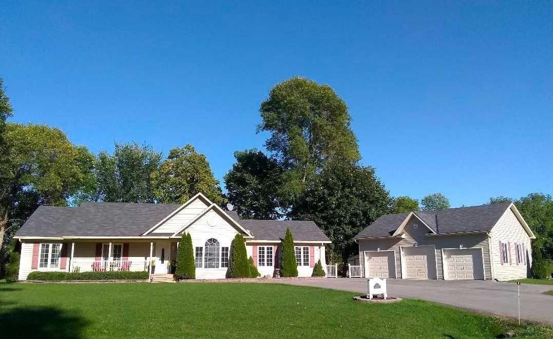 Main Photo: 1837 Lakeshore Drive in Ramara: Brechin House (Bungalow) for sale : MLS®# S4740645