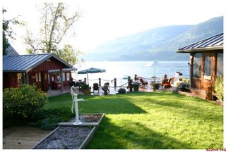 Photo 2: 6017 Eagle Bay Road in Eagle Bay: Waterfront Residential Detached for sale : MLS®# SOLD