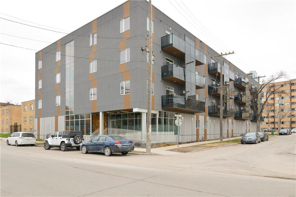 Welcome to 247 River Ave located in Osborne Village!