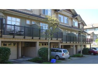 Photo 1: # 11 21661 88TH AV in Langley: Fort Langley Condo for sale : MLS®# F1439978