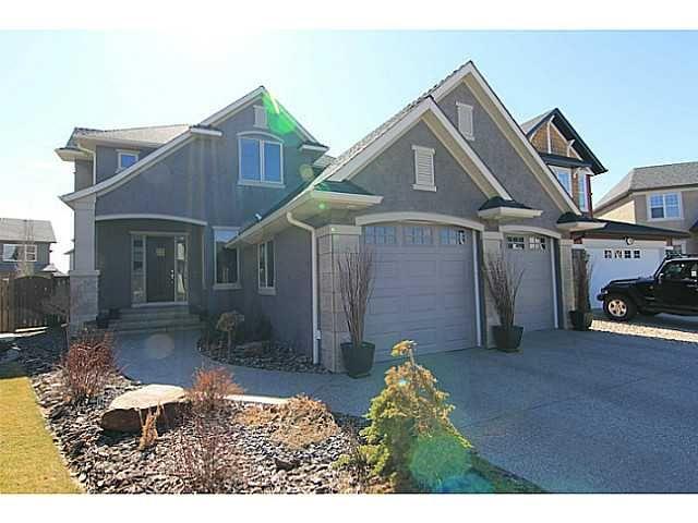 Main Photo: 34 EVERGREEN Park SW in CALGARY: Shawnee Slps_Evergreen Est Residential Detached Single Family for sale (Calgary)  : MLS®# C3519408