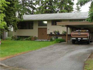 """Photo 1: 1860 FINLAY Drive in Prince George: Seymour House for sale in """"SEYMOUR"""" (PG City Central (Zone 72))  : MLS®# N219476"""