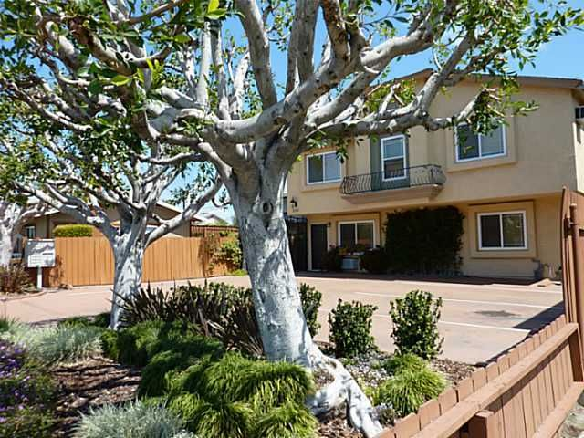 Main Photo: NORTH PARK Residential for sale or rent : 1 bedrooms : 3747 32nd #1 in San Diego