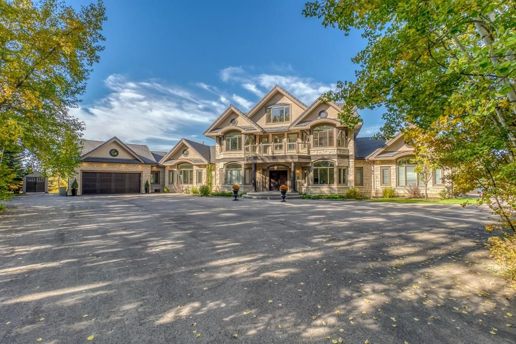 Main Photo: 85 Wolfwillow Lane in Rural Rocky View County: Rural Rocky View MD Detached for sale : MLS®# A1150269