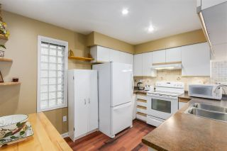 """Photo 9: 102 219 BEGIN Street in Coquitlam: Maillardville Townhouse for sale in """"PLACE FOUNTAINE BLEU"""" : MLS®# R2206798"""