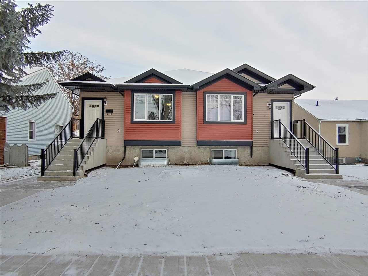 Main Photo: 11639-11637 125 in Edmonton: Zone 07 House Duplex for sale : MLS®# E4226440