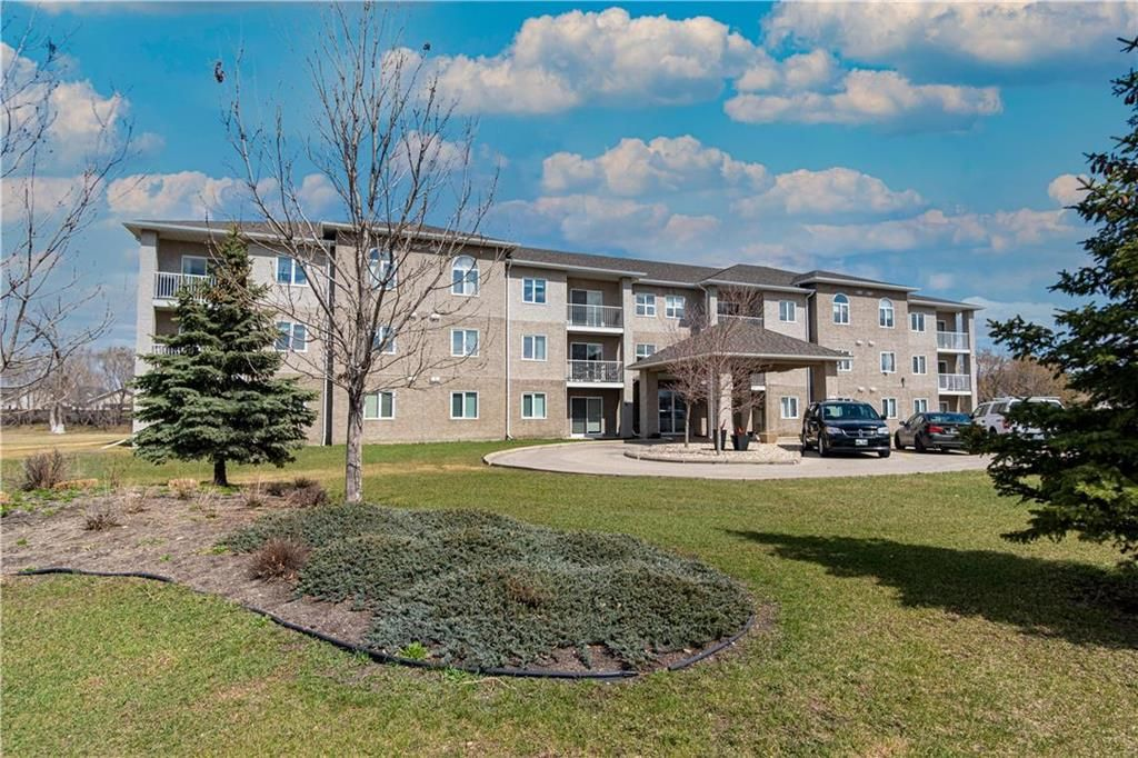 Main Photo: 304 2345 St Mary's Road in Winnipeg: River Park South Condominium for sale (2F)  : MLS®# 202110877