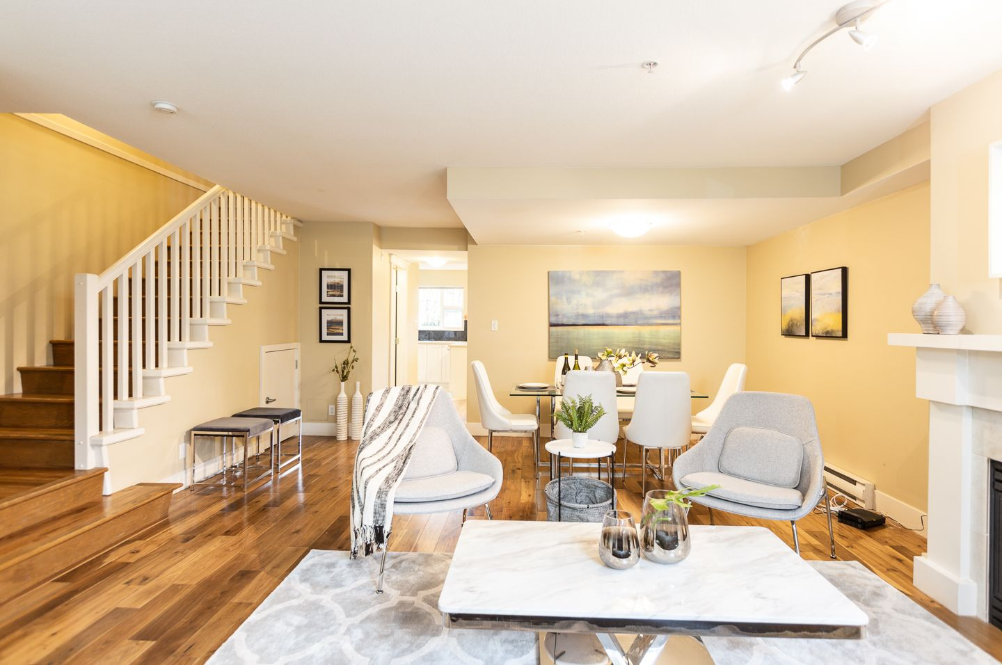 Main Photo: 208-2071 WEST 42ND AVE in VANCOUVER: Kerrisdale Townhouse for sale (Vancouver West)  : MLS®# R2520911