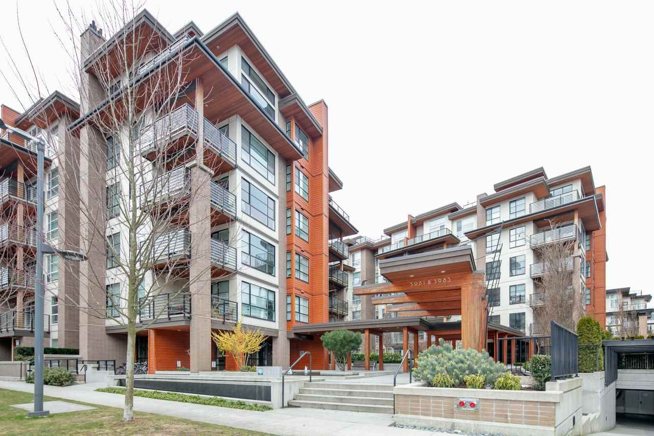 """Main Photo: 311 5981 GRAY Avenue in Vancouver: University VW Condo for sale in """"SAIL"""" (Vancouver West)  : MLS®# R2396731"""