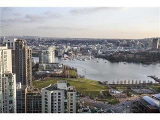 """Photo 15: # 3305 1372 SEYMOUR ST in Vancouver: Downtown VW Condo for sale in """"THE MARK"""" (Vancouver West)  : MLS®# V1042380"""