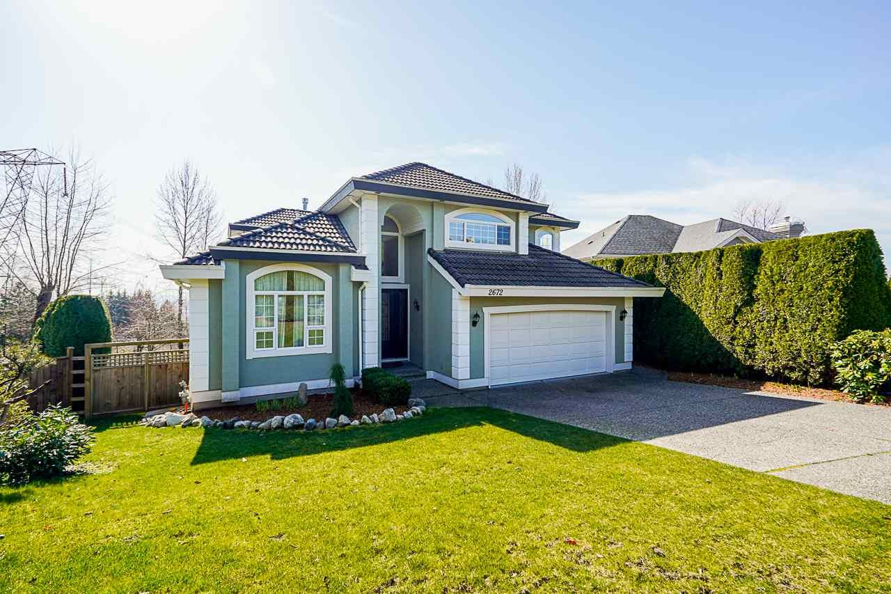 Main Photo: 2672 SHALE Court in Coquitlam: Westwood Plateau House for sale : MLS®# R2562193