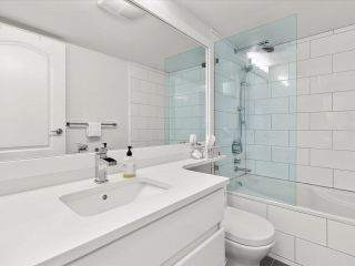 """Photo 25: 202 825 W 15TH Avenue in Vancouver: Fairview VW Condo for sale in """"The Harrod"""" (Vancouver West)  : MLS®# R2614837"""