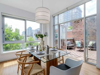 """Photo 6: PH3 36 WATER Street in Vancouver: Downtown VW Condo for sale in """"TERMINUS"""" (Vancouver West)  : MLS®# R2082070"""