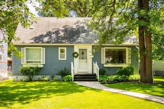 Photo 1: 323 Winchester Street in Winnipeg: Deer Lodge Residential for sale (5E)  : MLS®# 202015881
