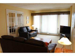 Photo 4: 80 Plaza Drive in WINNIPEG: Fort Garry / Whyte Ridge / St Norbert Condominium for sale (South Winnipeg)  : MLS®# 1409175