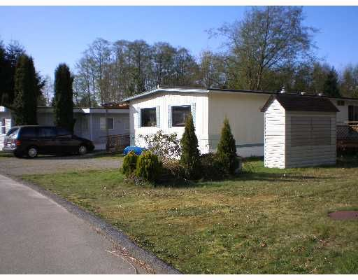 """Main Photo: 70 1413 HIGHWAY 101 BB in Gibsons: Gibsons & Area Manufactured Home for sale in """"THE POPLARS"""" (Sunshine Coast)  : MLS®# V643850"""