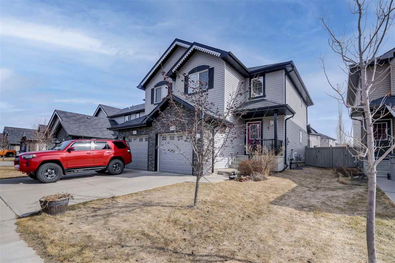 Main Photo: 6209 60 Street: Beaumont House Half Duplex for sale : MLS®# E4235969