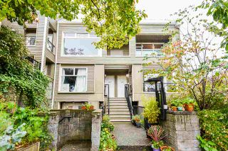 Photo 1: 2203 ALDER Street in Vancouver: Fairview VW Townhouse for sale (Vancouver West)  : MLS®# R2508720