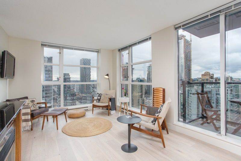 """Main Photo: 2308 1199 SEYMOUR Street in Vancouver: Downtown VW Condo for sale in """"Brava"""" (Vancouver West)  : MLS®# R2541937"""