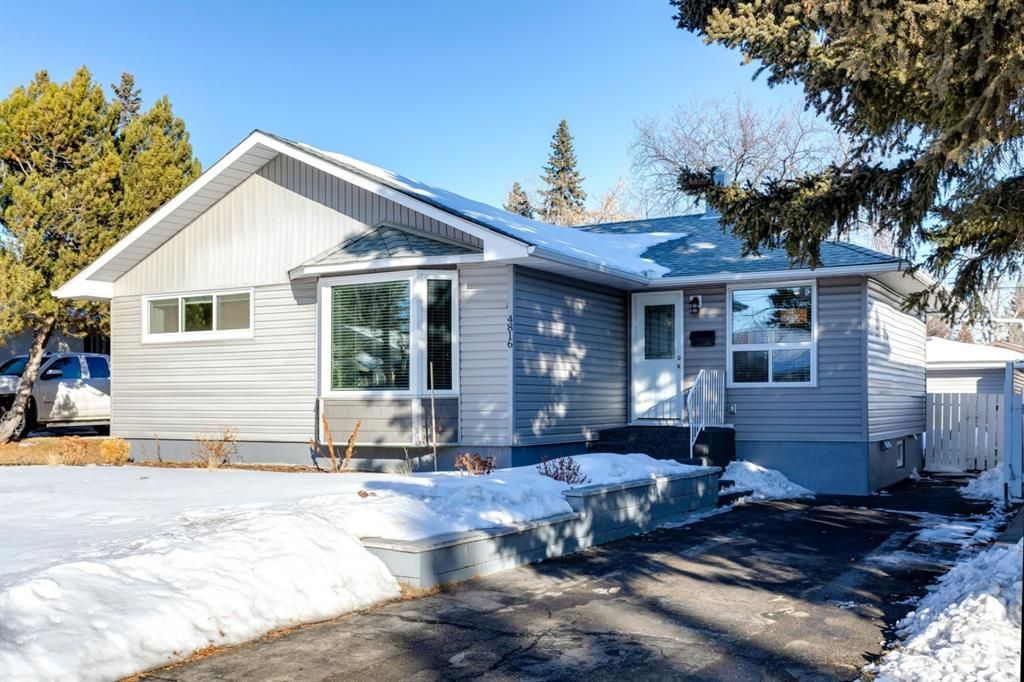 Main Photo: 4816 30 Avenue SW in Calgary: Glenbrook Detached for sale : MLS®# A1072909