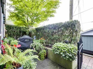 """Photo 19: 2774 ALMA Street in Vancouver: Kitsilano Townhouse for sale in """"Twenty On The Park"""" (Vancouver West)  : MLS®# R2501470"""