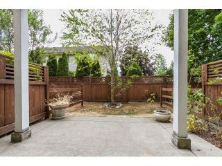 """Photo 20: 111 7179 201ST Street in Langley: Willoughby Heights Townhouse for sale in """"DENIM"""" : MLS®# F1447236"""