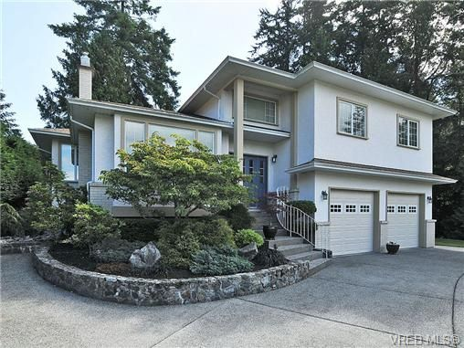 Main Photo: 6651 Trudeau Terr in BRENTWOOD BAY: CS Brentwood Bay House for sale (Central Saanich)  : MLS®# 659608
