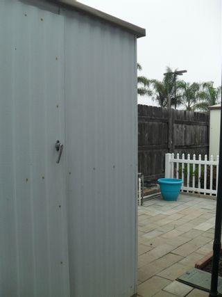 Photo 13: OCEANSIDE Manufactured Home for sale : 1 bedrooms : 900 N Cleveland St #76