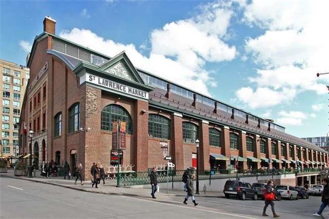 Photo 4: Photos: 808 109 E Front Street in Toronto: Moss Park Condo for lease (Toronto C08)  : MLS®# C3510548